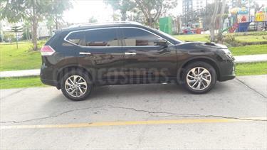 Foto venta Auto usado Nissan X-Trail 2.5L Exclusive 4WD 3Filas  (2017) color Negro precio u$s25,500