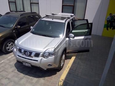 Nissan X-Trail 2.5L Full Exclusive 4x4 usado (2012) color Plata precio u$s14,000
