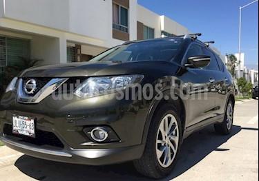 Foto venta Auto usado Nissan X-Trail Advance 2 Row (2015) color Verde Oliva precio $234,000