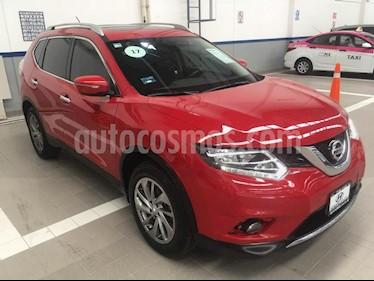 Foto venta Auto Seminuevo Nissan X-Trail Advance 2 Row (2017) color Rojo precio $319,000