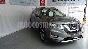 Foto venta Auto Usado Nissan X-Trail Advance 3 Row (2018) color Gris Oxford precio $405,000
