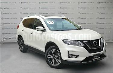 Foto venta Auto Seminuevo Nissan X-Trail Advance 3 Row (2018) color Blanco precio $390,000