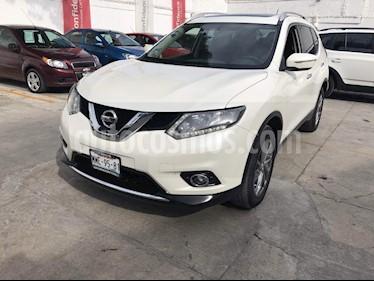 Foto venta Auto Seminuevo Nissan X-Trail Advance 3 Row (2016) color Blanco precio $295,000
