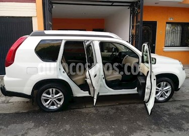 Foto venta Auto usado Nissan X-Trail Advance Piel (2012) color Blanco precio $213,000
