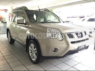 Foto venta Auto Seminuevo Nissan X-Trail Advance (2014) color Beige precio $215,000