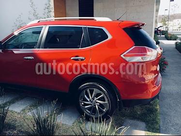 Foto venta Auto usado Nissan X-Trail Exclusive 2 Row (2015) color Rojo precio $265,000