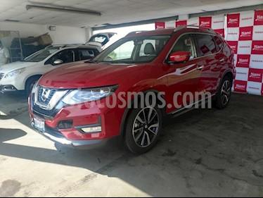 Foto venta Auto Usado Nissan X-Trail Exclusive 2 Row (2018) color Rojo precio $460,000