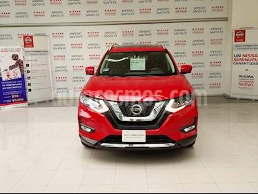 Foto venta Auto Seminuevo Nissan X-Trail Exclusive 2 Row (2018) color Rojo precio $460,000