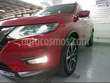 Foto venta Auto Usado Nissan X-Trail Exclusive 2 Row (2018) color Rojo precio $430,000