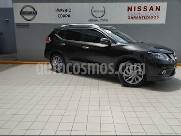 Foto venta Auto Seminuevo Nissan X-Trail Exclusive 2 Row (2015) color Verde Oliva precio $295,000