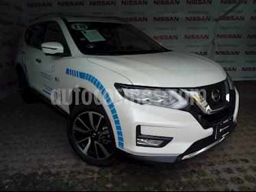 Foto venta Auto Seminuevo Nissan X-Trail Exclusive 2 Row (2018) color Blanco Perla precio $450,000