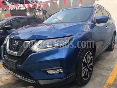 Foto venta Auto Seminuevo Nissan X-Trail Exclusive 2 Row (2018) color Azul precio $429,000