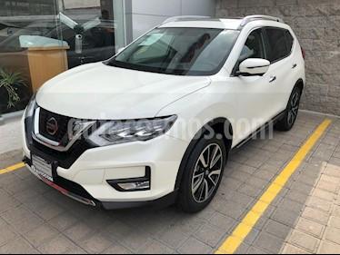 Foto venta Auto Seminuevo Nissan X-Trail Exclusive 2 Row (2018) color Blanco Perla precio $430,000