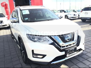 Foto venta Auto Seminuevo Nissan X-Trail Exclusive 2 Row (2018) color Blanco precio $424,100