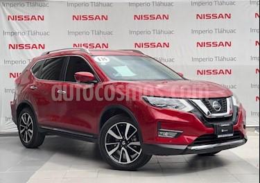 Foto venta Auto Seminuevo Nissan X-Trail Exclusive 2 Row (2017) color Rojo precio $440,000
