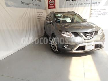 Foto venta Auto Seminuevo Nissan X-Trail Exclusive 2 Row (2016) color Gris Metalico precio $310,000