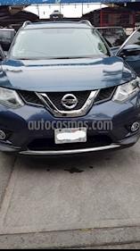 Foto venta Auto usado Nissan X-Trail Exclusive 2 Row (2016) color Azul precio $325,000