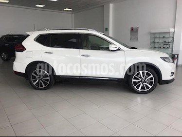 Foto venta Auto Usado Nissan X-Trail Exclusive 3 Row (2018) color Blanco precio $480,000