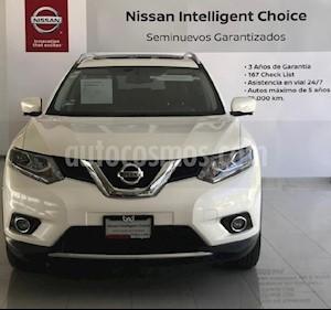 Foto venta Auto Seminuevo Nissan X-Trail Exclusive 3 Row (2016) color Blanco precio $340,000