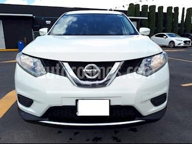 Foto venta Auto Seminuevo Nissan X-Trail Sense 2 Row (2016) color Blanco precio $270,000