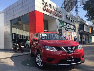 Foto venta Auto Seminuevo Nissan X-Trail Sense 2 Row (2017) color Rojo precio $310,001