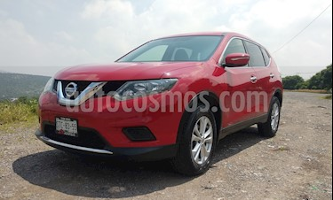 Foto venta Auto usado Nissan X-Trail Sense 2 Row (2016) color Rojo precio $269,900