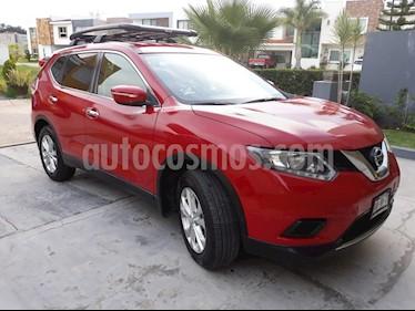 Foto venta Auto usado Nissan X-Trail Sense 3 Row (2017) color Rojo precio $310,000