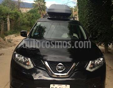 Foto venta Auto Seminuevo Nissan X-Trail Sense 3 Row (2015) color Negro precio $280,000