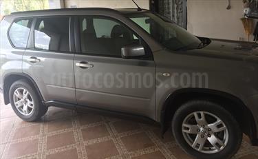Foto venta Auto usado Nissan X-Trail SL (2008) color Gris Oscuro precio $140,000
