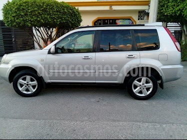 Foto venta Auto usado Nissan X-Trail SLX 2.5L Lujo Aut  (2007) color Plata precio $105,000