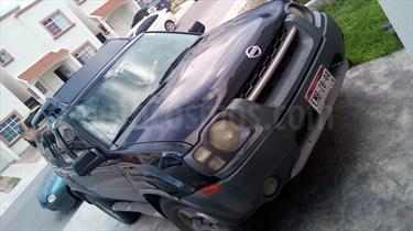 Foto venta Auto Usado Nissan XTerra S 4.0L 4x2 (2002) color Negro precio $58,000