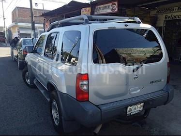 Foto venta Auto Usado Nissan XTerra SE 3.3L 4x4  (2000) color Gris precio $75,000