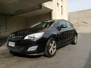 Foto venta Auto usado Opel Astra 5P 1.6T Enjoy  (2012) color Negro precio $6.500.000