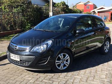 Foto venta Auto usado Opel Corsa  1.4 3P Enjoy (2015) color Negro precio $6.300.000
