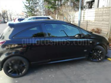 Foto venta Auto usado Opel Corsa  1.6T Color 3p (2014) color Negro Carbon precio $7.800.000
