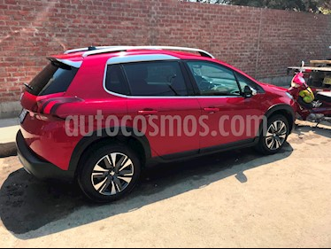 Foto venta Auto Usado Peugeot 2008 1.6 Allure VTI Aut (2017) color Rojo precio u$s23,500