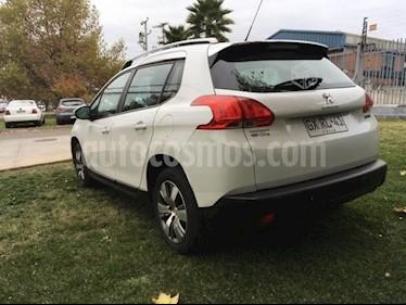Peugeot 2008 1.6L Active Pack Blue HDi usado (2015) color Blanco precio $8.550.000