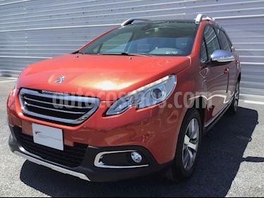 Foto venta Auto Seminuevo Peugeot 2008 1.6L (2016) color Naranja precio $260,000