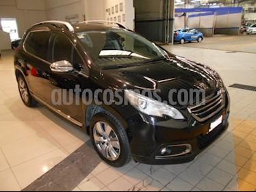 Foto venta Auto Seminuevo Peugeot 2008 2008 FELINE AUT NAVEGADOR (2015) color Negro Perla precio $189,000