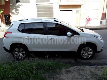 Foto venta Auto usado Peugeot 2008 Allure (2017) color Blanco Banquise precio $590.000