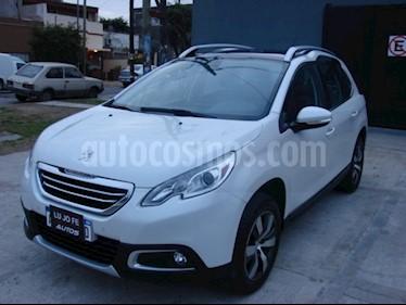 Foto venta Auto Usado Peugeot 2008 Feline (2016) color Blanco Nacre precio $495.000