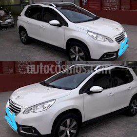 Foto venta Auto Usado Peugeot 2008 Feline (2017) color Blanco Nacre precio $350.000