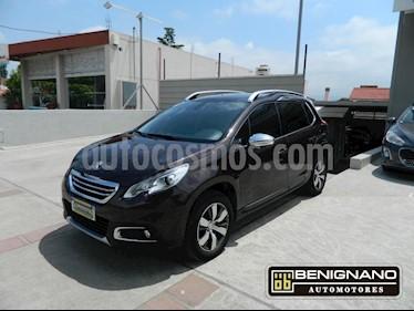 foto Peugeot 2008 Sport THP usado (2016) color Marrón Expresso precio $639.000