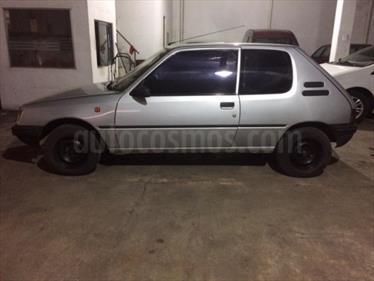 Foto venta Auto Usado Peugeot 205 GL 3P (1996) color Gris Claro precio $45.000