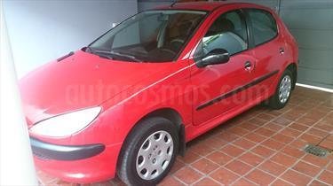 Foto venta Auto Usado Peugeot 206 1.4 Generation 5P (2011) color Rojo precio $140.000