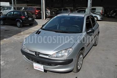Foto venta Auto Usado Peugeot 206 1.4 Generation 75cv (2011) color Gris Claro precio $185.000