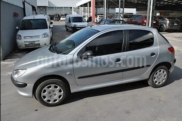 Foto venta Auto Usado Peugeot 206 1.4 Generation Plus 75cv (2009) color Gris Claro precio $185.000