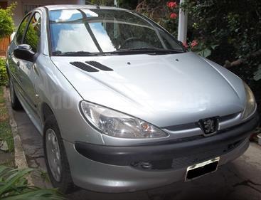 Foto venta Auto usado Peugeot 206 1.4 X-Line 5P (2007) color Plata precio $120.000