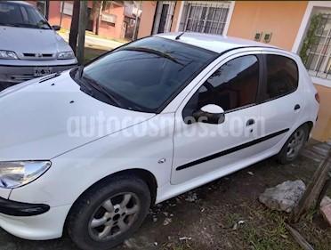 Foto venta Auto usado Peugeot 206 1.4 X-Line 5P (2007) color Blanco precio $114.000