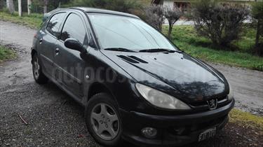 Foto venta Auto usado Peugeot 206 1.6 XR Premium 5P Tiptronic (2006) color Negro precio $105.000
